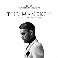 Группе The Maneken исполняется 10 лет