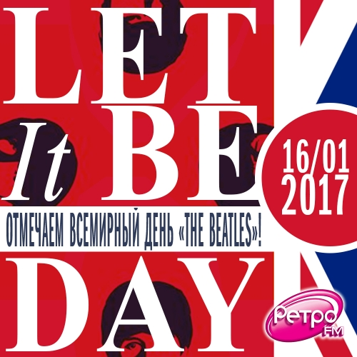 LET IT BE DAY