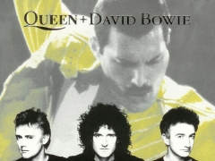 QUEEN & DAVID BOWIE