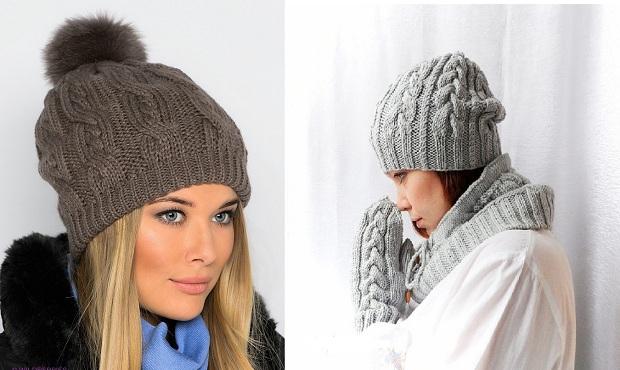 модные женские шапки 2017 новости
